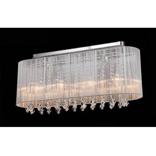 Lampa sufitowa isla 4xe14 biała - bzl, mxm1870-4 wh marki Italux