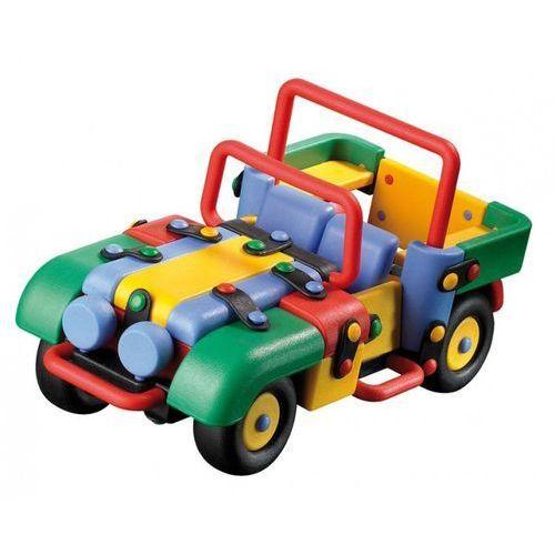 Mic-o-mic - zabawki konstrukcyjne Zestaw do składania mic-o-mic wesoły konstruktor samochód terenowy