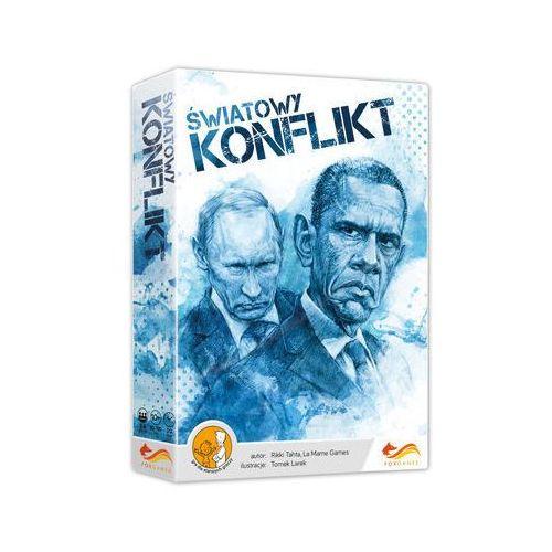 FOXGAMES Gra Światowy konflikt (5907078169781)