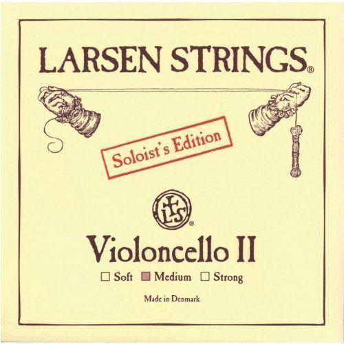 Larsen (639424) struna do wiolonczeli - D Solo - Medium 4/4