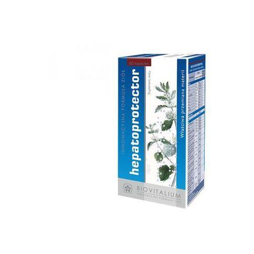 Hepatoprotector - Suplement diety działający ochronnie na wątrobę i trzustkę oraz odbudowując,polepsza przemianę materii DARMOWA DOSTAWA OD 65 ZŁ (5903240909049)