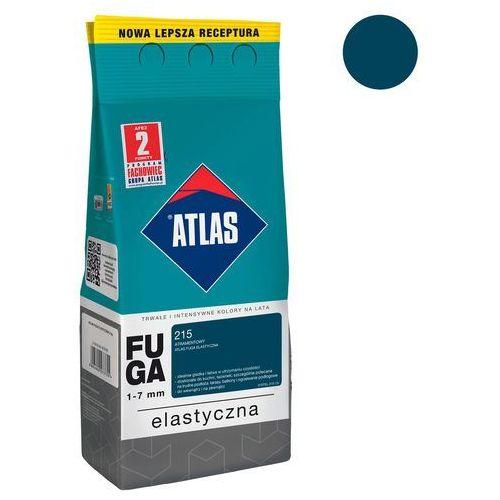 Fuga cementowa 215 atramentowy 2 kg ATLAS (5905400273304)