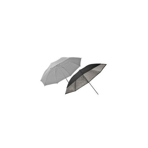 Elinchrom zestaw parasoli Eco transparentny i srebrny 85cm, ELI 26062