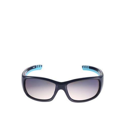 Okulary przeciwsłoneczne Reima Sereno 4-8 lat UV400 granat, kolor niebieski
