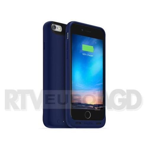 Etui MOPHIE Juice Pack Reserve do iPhone 6/6s Niebieski, towar z kategorii: Futerały i pokrowce do telefonów