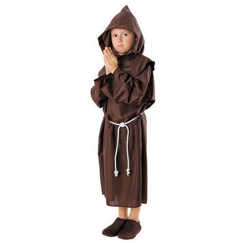 Strój Św. Franciszka 6-9 lat - Mnich dla dziecka (5902557252497)