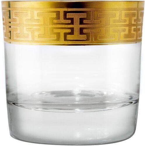 Zwiesel 1872 Szklanka do whisky mała hommage gold classic zwiesel - 2 sztuki (sh-1372-89-2) (4001836100748)