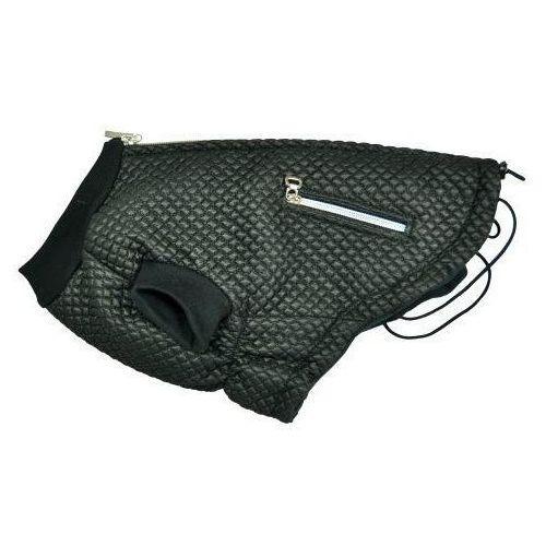 kurtka pikowana kolor: czarny a rozmiar 1 (24 x 33cm) kolor szary b marki Chaba