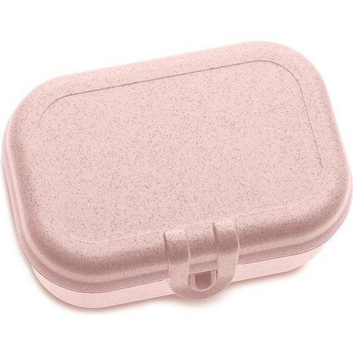 Pudełko na kanapki Organic PASCAL S - kolor organic pink, KOZIOL