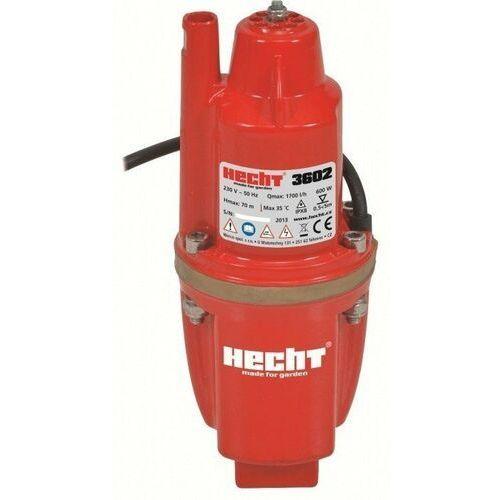 Hecht 3166 pompa do wody głębinowa membranowa zanurzeniowa ogrodowa do studni głębinowych 600w 1400 l/h - oficjalny dystrybutor - autoryzowany dealer hecht marki Hecht czechy