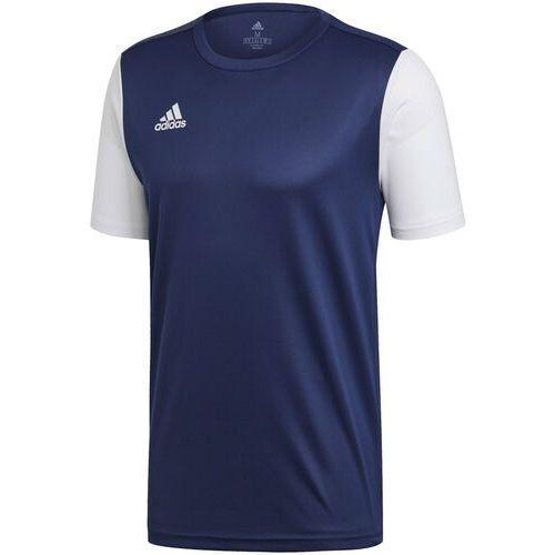 Koszulka dla dzieci adidas Estro 19 Jersey JUNIOR granatowa DP3232/DP3219, DP3232/DP3219