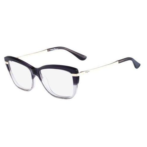 Salvatore ferragamo Okulary korekcyjne  sf 2730 065