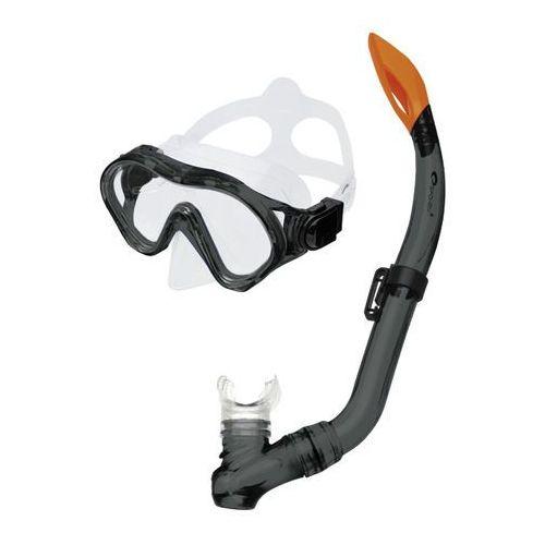 Zestaw do nurkowania cayman junior 81269 (maska+fajka) marki Spokey