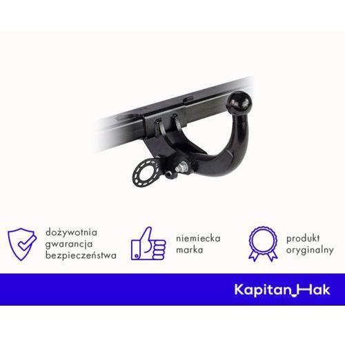 Hak holowniczy - ford focus hatchback (10/98-10/04) - odkręcany (f20) marki Westfalia
