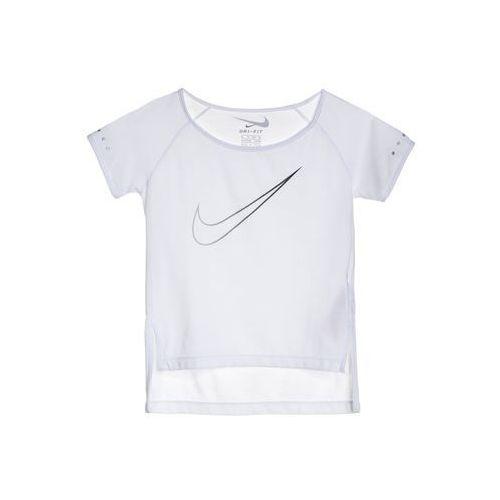 Nike Performance BREATHE CITY Koszulka sportowa white/black (0886916352149)