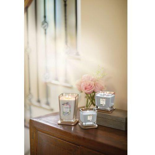 Średnia kwadratowa świeca z trzema knotami sun-warmed meadow marki Yankee candle