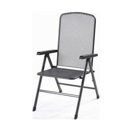 Happy green krzesło ogrodowe składane sutton 58 x 64 x 108 cm