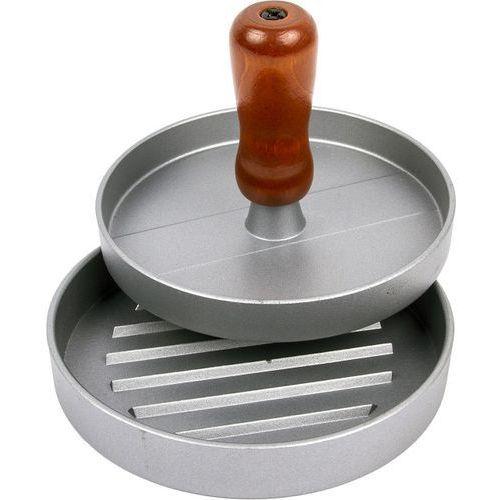 Prasa do hamburgerów BIOWIN 311412 aluminiowa (12 cm) (5908277707156)