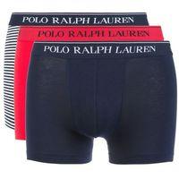 Polo Ralph Lauren 3-pack Bokserki Niebieski Czerwony S