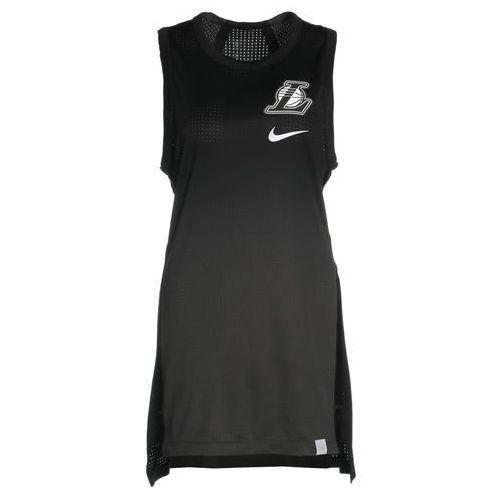 Nike Performance LOS ANGELES LAKERS LONG Artykuły klubowe black/black, 865492
