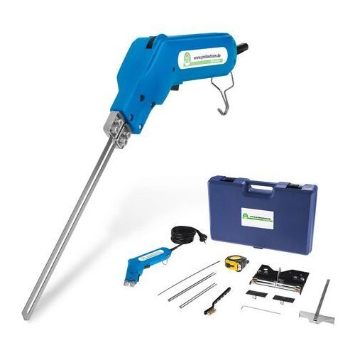 Pro bauteam nóż do styropianu - sanie - 190 w styro cutter pbt01 - 3 lata gwarancji