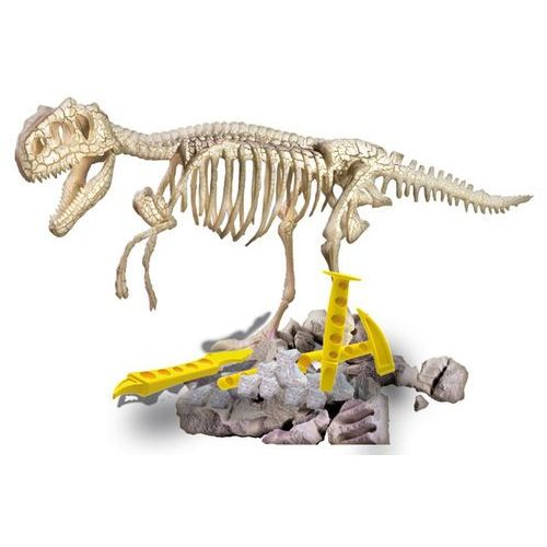 Liscianigiochi Mały geniusz tyranozaur rex - świeci w ciemności