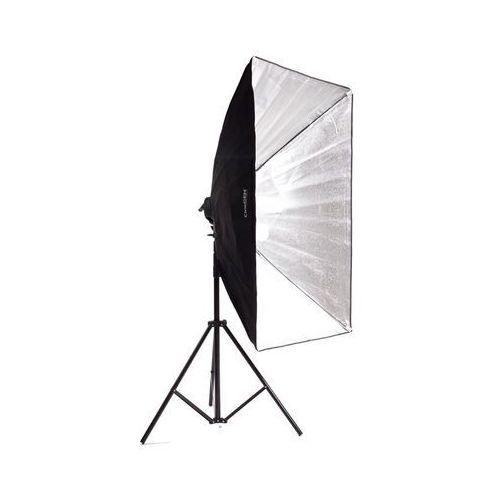Cinegen Lampa światła stałego softbox 80x120 5x85w 290cm