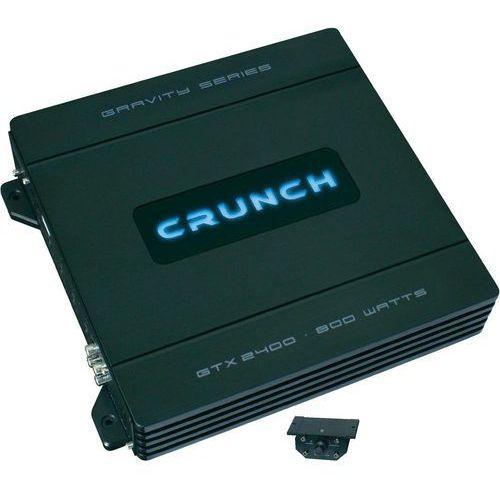 Wzmacniacz samochodowy Crunch GTX2400, 440 W, 4 Ohm, GTX2400