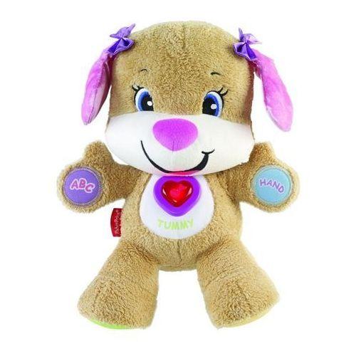 Fisher price  siostrzyczka szczeniaczka uczniaczka cjy94 - produkt w magazynie - szybka wysyłka! (0887961109023)