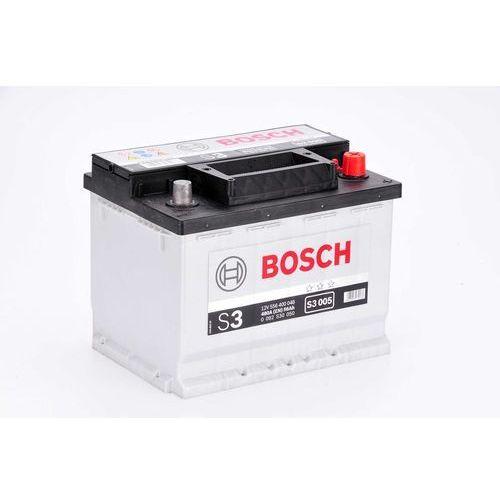 S3 marki BOSCH 56Ah 12V 480 [akumulator]
