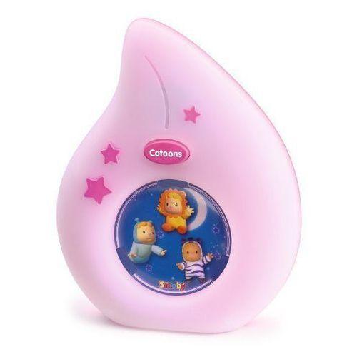 Cotoons Lampka różowa (5902002964661)