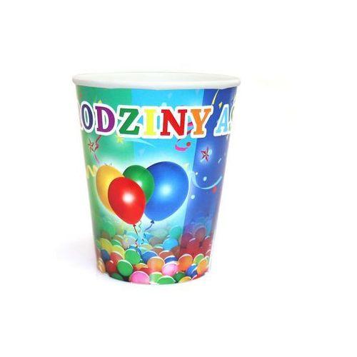 Congee.pl Kubeczki personalizowane kulki - 250 ml - 6 szt. (5907509923579)