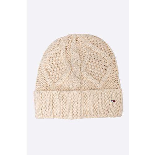 Hilfiger Denim - Czapka - produkt z kategorii- Nakrycia głowy i czapki