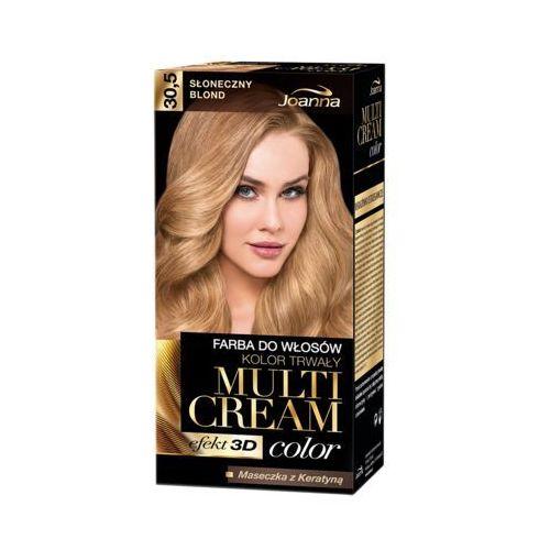 Farba do włosów Joanna Multi Cream Color słoneczny blond 30,5 (5901018013172)