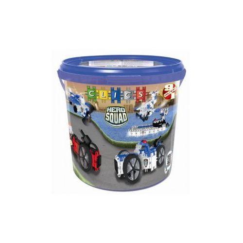 CLICS Hero Squad Police Drum