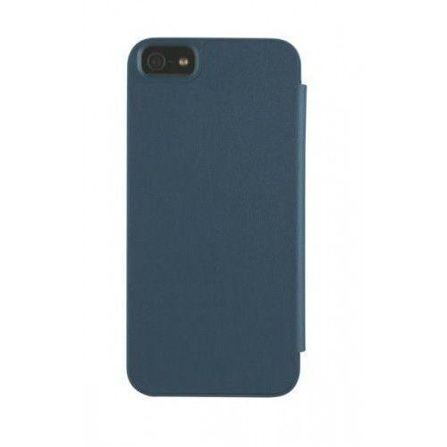 Etui OXO XBOIP5SCOLDB6 do Iphone 5S Bookcase Niebieski, towar z kategorii: Futerały i pokrowce do telefonów
