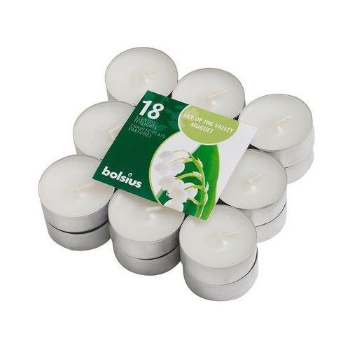 Bolsius aromatic Bolsius świeca tea light konwalia (8717847044884)