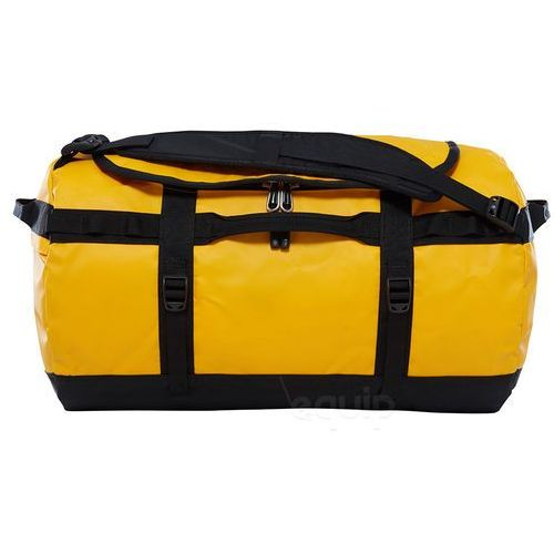The north face Torba podróżna base camp duffel s ne - summit gold / tnf black