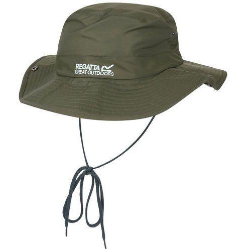 hiking nakrycie głowy oliwkowy 2018 czapki przeciwsłoneczne marki Regatta