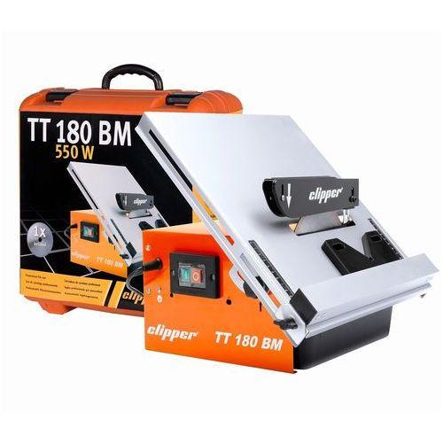 Elektryczna przecinarka do płytek ceramicznych 550 w tt180 bm clipper marki Norton