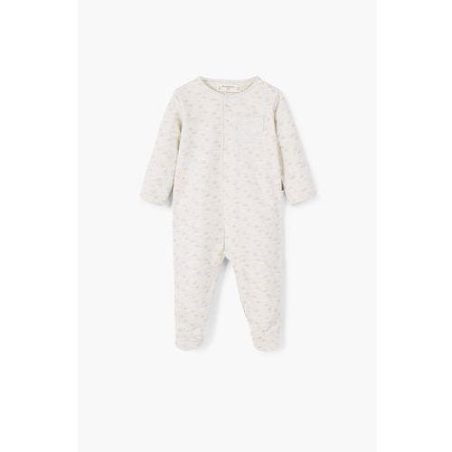 Mango kids  - piżama dziecięca elefanti 62-92 cm