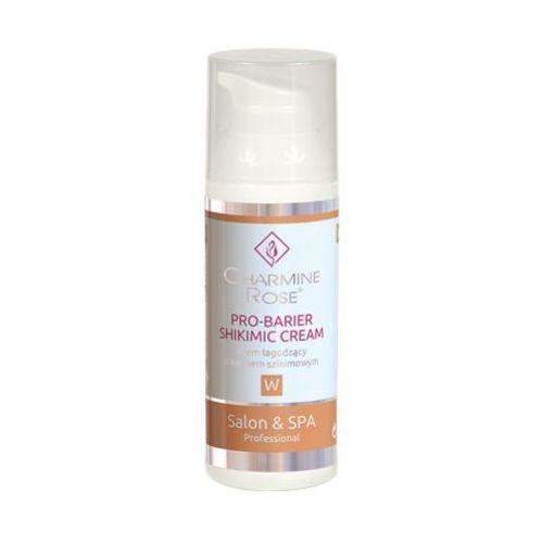 Charmine Rose PRO-BARIER SHIKIMIC CREAM Krem łagodzący z kwasem szikimowym (GH0929) z kategorii Pozostałe kosmetyki