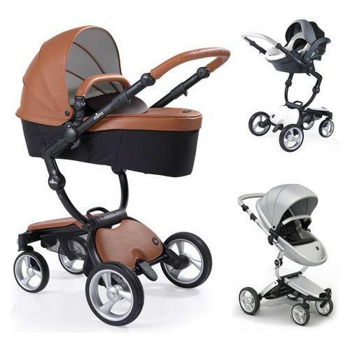 Mima Xari+gondola+fotelik (do wyboru) z kategorii Wózki wielofunkcyjne