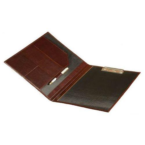 Notatnik biurowy nb-61e (format a4) wykonany z ekoskóry z kolekcji classic marki Tomi ginaldi