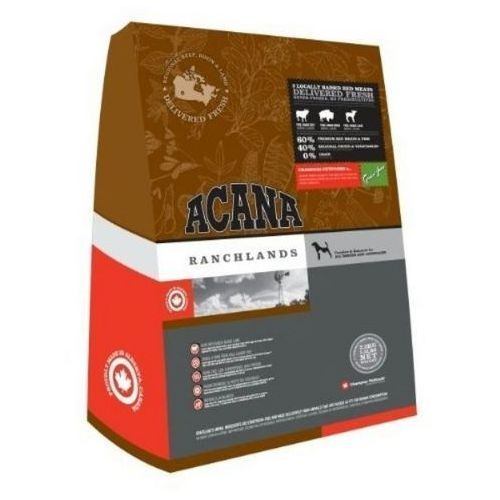 ACANA Ranchlands Dog karma bezzbożowa dla psów op. 340g-13kg - produkt z kategorii- Karmy dla psów