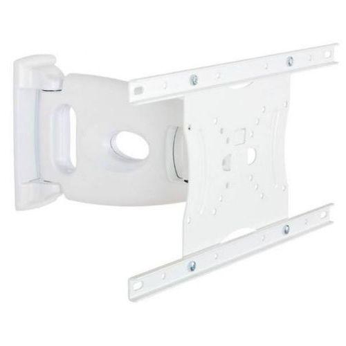 4world Uchwyt do tv ścienny 15-42 udźwig 40kg - biały