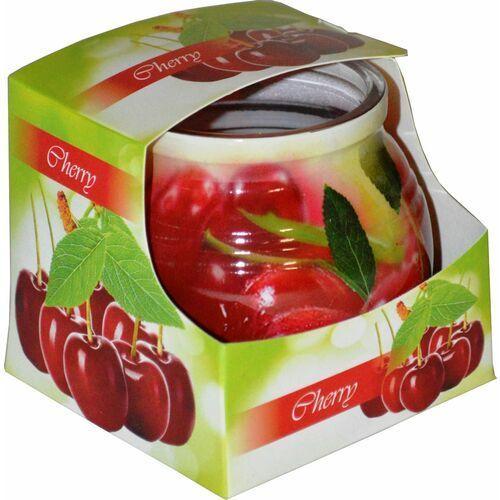 Świeca zapachowa w szklance powlekanej Miral Cherry (5904378969349)