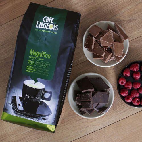 Kawa ziarnista Café Liegeois