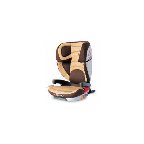 Fotelik csx isofix bs09 brown 15-36 kg #d1 marki Eurobaby