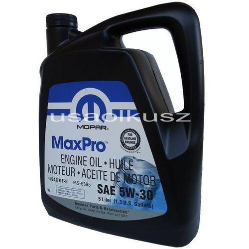 Olej silnikowy 5w30 gf-5 ms-6395 5l marki Mopar